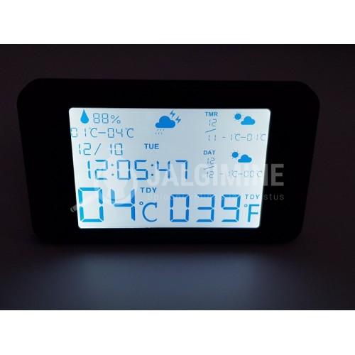 IP salakaamera ilmajaamas