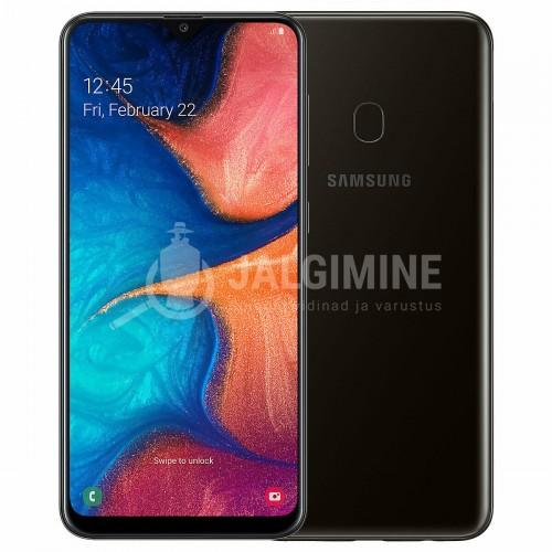Jälgimistehnikaga mobiiltelefon Samsung Galaxy A20e Dual SIM