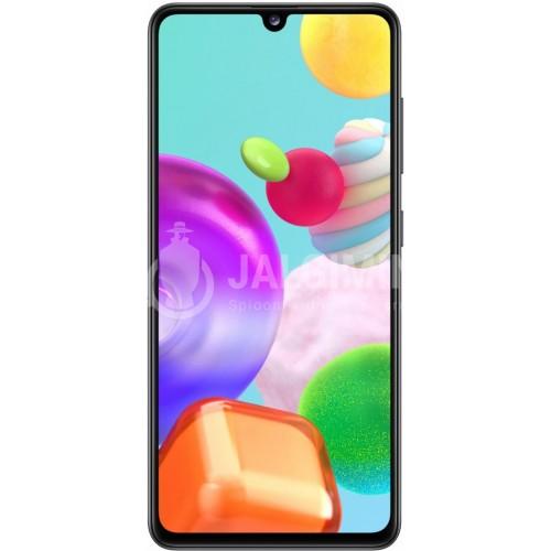 Jälgimistehnikaga mobiiltelefon Samsung Galaxy A41 Dual SIM