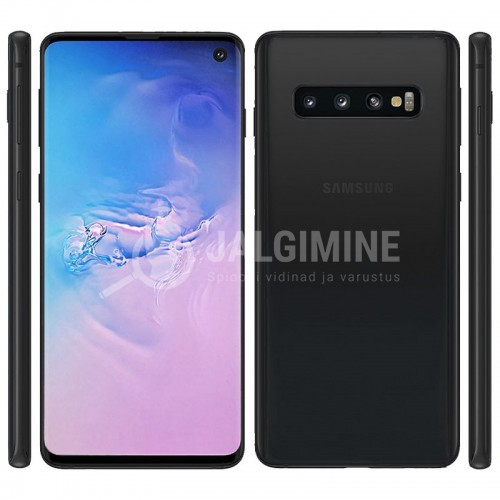 Jälgimistehnikaga mobiiltelefon Samsung Galaxy S10