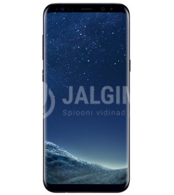 Jälgimistehnikaga mobiiltelefon Samsung Galaxy S8+ Midnight Black