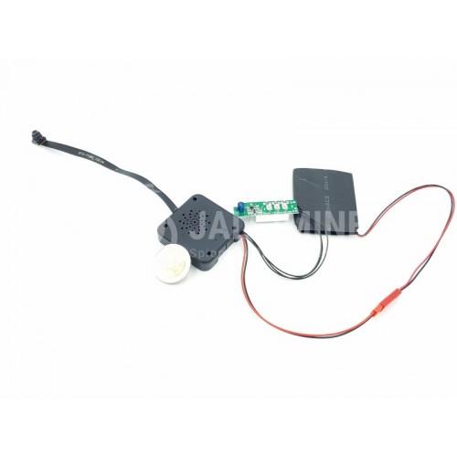 Juhtmevaba öövaatega IP salakaamera