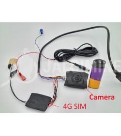 Varjatud 4G salakaamera SIM-kaardiga